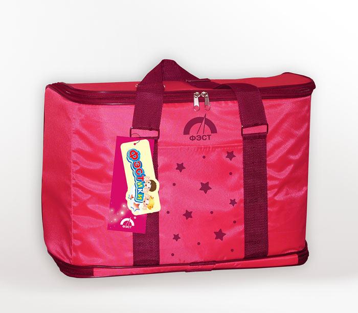 ...в роддом нами была разработана специальная сумка-трансформер в роддом.